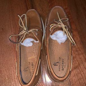 Men's Sperry Original Boat Shoes Size 10.5